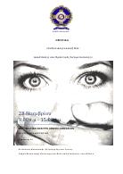 Ημερίδα για την Ενδοοικογενειακή Βία, στην Τεχνόπολις