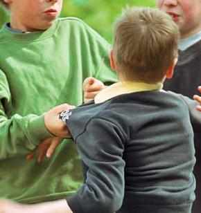 «Ενδοσχολική βία και εκφοβισμός» της Έφης Καλλιμάνη