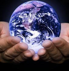 «Εγώ μόνος μπορώ να σώσω τη Γη;» της Δήμητρας Ανδρίτσιου
