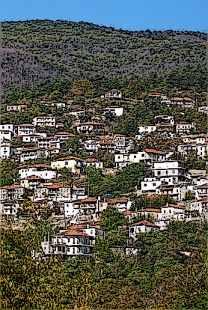 «Ο αφορεσμός ενός χωριού» διήγημα του Αχιλλέα Ε. Αρχοντή