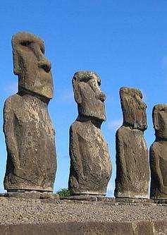 «Η σύγχρονη οικονομία και η νήσος του Πάσχα» του Γρηγόρη Σκάθαρου