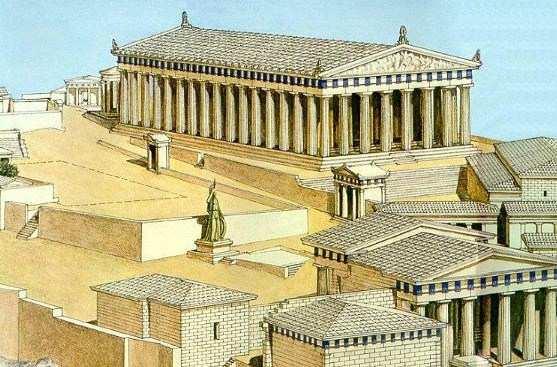 Το οικοδομικό έργο του Περικλή: Πόσο κόστισε ο Χρυσός Αιώνας στην αρχαία Αθήνα;