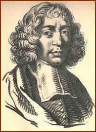 Baruch Spinoza, 24 Νοεμβρίου 1632 - 21 Φεβρουαρίου 1677