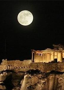 Εκδηλώσεις βραδιάς Πανσελήνου 2013: Περισσότεροι από 100 Αρχαιολογικοί Χώροι ανοιχτοί