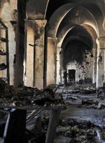 «Παράπλευρες απώλειες, η ιστορική μνήμη: Η σειρά της Συρίας...» του Θανάση Πάνου