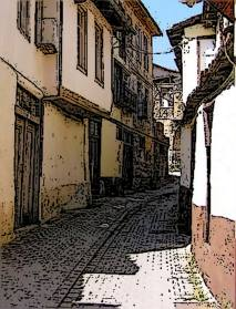 «Στο δρόμο» διήγημα της Ευρυδίκης Αμανατίδου