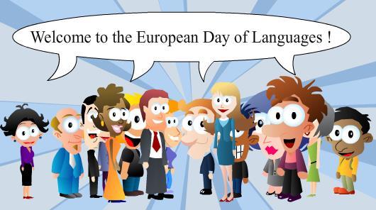 Ευρωπαϊκή Ημέρα Γλωσσών: 26 Σεπτεμβρίου 2013