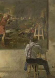 Μαθήματα Σχεδίου και Ζωγραφικής για ενήλικες, με την Pascaline Bossu στο Μουσείο Ηρακλειδών