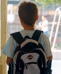 «Η μετάβαση του παιδιού από το σπίτι στο σχολείο» της Αγγελικής Μπουμπούλη