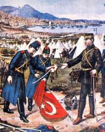 Η απελευθέρωση της Θεσσαλονίκης την 26η Οκτωβρίου του 1912 και η ιστορία του Α' Βαλκανικού Πολέμου