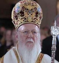 Το χρυσό μετάλλιο της Θεσσαλονίκης απονεμήθηκε στον Οικουμενικό Πατριάρχη Βαρθολομαίο
