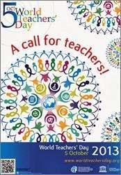 Παγκόσμια Ημέρα Εκπαιδευτικών 2013: Μήνυμα του Υφυπουργού Παιδείας και Θρησκευμάτων
