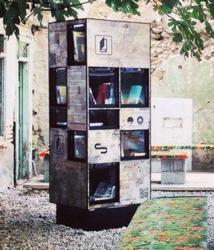 «Η πρώτη Ανταλλακτική Βιβλιοθήκη στο κέντρο της Αθήνας» της Έφης Ρουμελιώτη