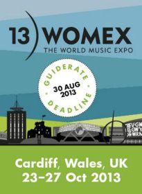 Στη Διεθνή Έκθεση Μουσικής World, WOMEX, στο Κάρντιφ της Ουαλίας, συμμετέχει το Υπουργείο Πολιτισμού και Αθλητισμού