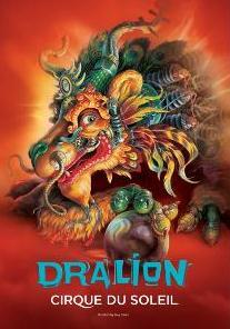Dralion by Cirque de Soleil