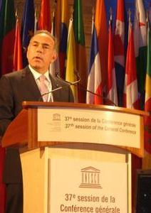 Ο Υπ. Παιδείας και Θρησκευμάτων Κ. Αρβανιτόπουλος στην 37η Γενική Διάσκεψη της Unesco