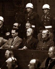 «Η Δίκη της Νυρεμβέργης», 20 Νοεμβρίου του 1945: Το δικαστήριο, το κατηγορητήριο, η ετυμηγορία