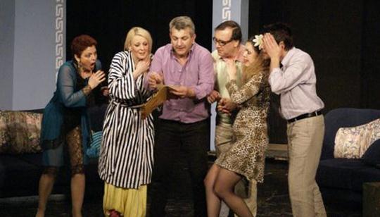 Θεατρικές παραστάσεις με εναλλακτικό εισιτήριο στο δήμο Παύλου Μελά!