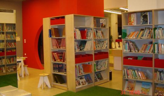 Χριστούγεννα στην Περιφερειακή Βιβλιοθήκη Χαριλάου: Δράσεις Δεκεμβρίου 2014