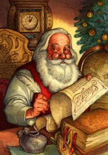 «260 λέξεις για το δώρο του Άγιου Βασίλη», γράφει ο Βασίλης Συμεωνίδης