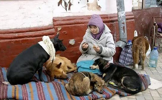 Υπνωτήριο αστέγων στη Θεσσαλονίκη