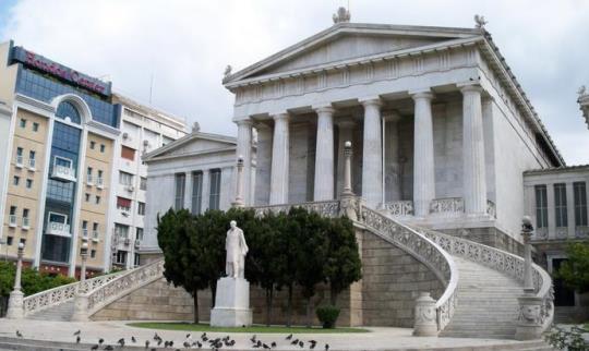Συνεργασία της Εθνικής Βιβλιοθήκης της Ελλάδος με τον Οργανισμό Future Library
