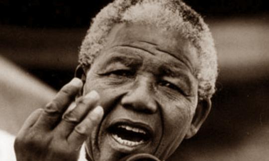 «Αφιέρωμα στο Νέλσον Μαντέλα» της Κατερίνας Φωτιάδου