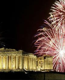 Η Αθήνα υποδέχεται το 2014 : Το πρόγραμμα εκδηλώσεων