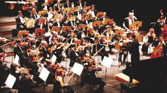 Πρωτοχρονιάτικη συναυλία της Συμφωνικής Ορχήστρας Δήμου Θεσσαλονίκης