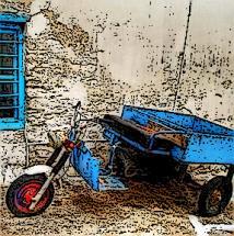 «Το τρίκυκλο» διήγημα της Ευρυδίκης Αμανατίδου