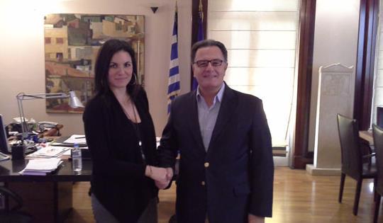Συνάντηση συνεργασίας και συντονισμού εν όψει της νέας τουριστικής περιόδου