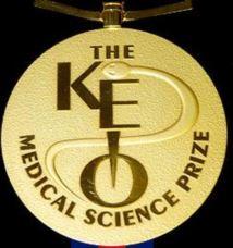 Προκύρηξη βραβείου στον τομέα της Ιατρικής έρευνας από το Πανεπιστήμιο KEIO της Ιαπωνίας