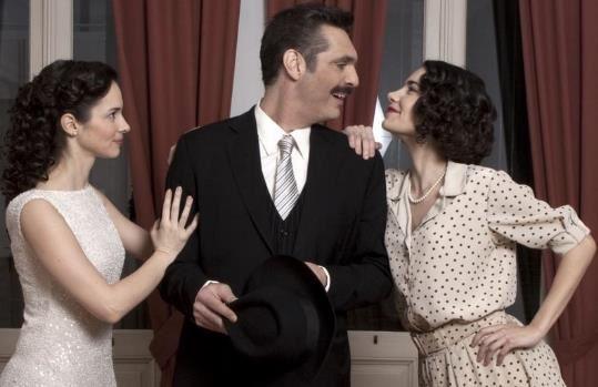 H «Πρόβα νυφικού» από το Σάββατο 22 Φεβρουαρίου στη θεατρική σκηνή του Rex