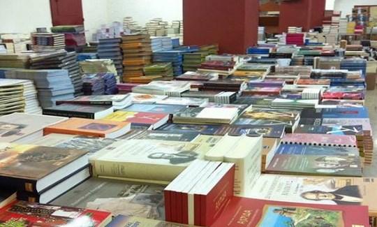 Tο Παζάρι Βιβλίου της Θεσσαλονίκης
