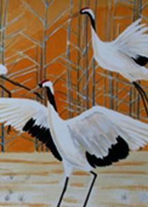 Απόσπασμα πίνακα της Ντίνας Αναστασιάδου