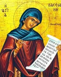 Ποια ήταν η Αγία Κασσιανή: Η ζωή και τo υμνογραφικό της έργο