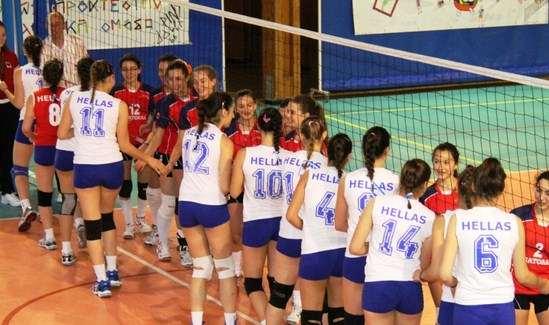 Χάλκινο μετάλλιο για την ελληνική ομάδα κοριτσιών στο Παγκόσμιο Σχολικό Πρωτάθλημα Πετοσφαίρισης