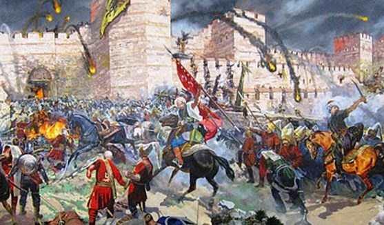 «Η Άλωση της Κωνσταντινούπολης, 29 Μαΐου 1453» δωρεάν e-book