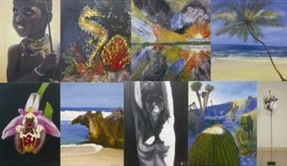 «Οκτώ+1» έκθεση έργων ζωγραφικής και γλυπτικής στη Δημοτική Πινακοθήκη της Θεσσαλονίκης