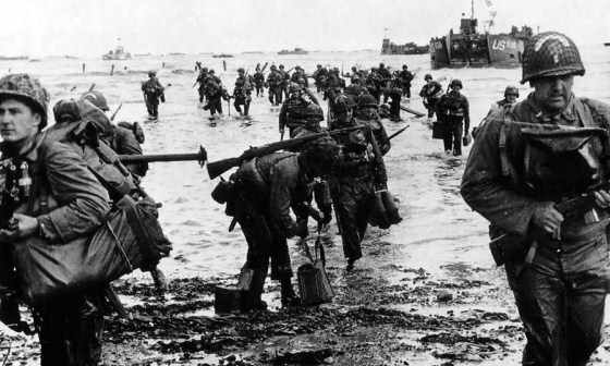 «Η απόβαση στη Νορμανδία - 6 Ιουνίου 1944»