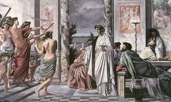 «Η έννοια της φιλοξενίας ανά τους αιώνες» της Κατερίνας Φωτιάδου
