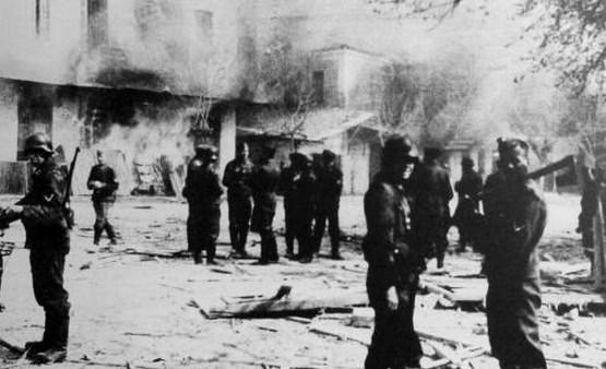 «Η Σφαγή του Διστόμου,10 Ιουνίου του 1944»