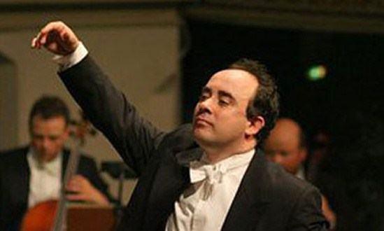 Νέος Καλλιτεχνικός Διευθυντής στην Κρατική Ορχήστρα Θεσσαλονίκης ο κ. Γεώργιος Βράνος