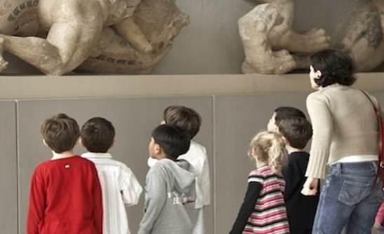 «Ο εκπαιδευτικός ρόλος του μουσείου» του Bαγγέλη Μπουναρτζή