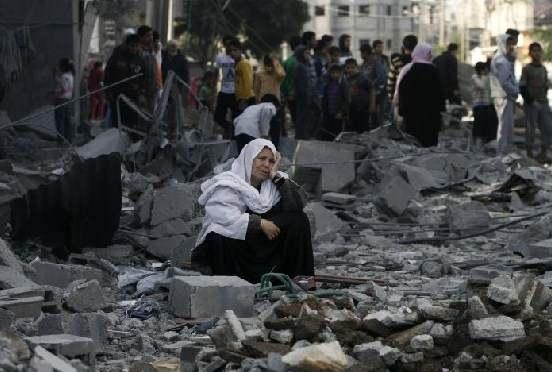«Το ολοκαύτωμα στη Γάζα μέσα από την ποίηση» της Κατερίνας Φωτιάδου