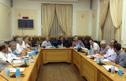 Συνάντηση Ανδρέα Λοβέρδου, με διευθυντές εκπαίδευσης Κρήτης