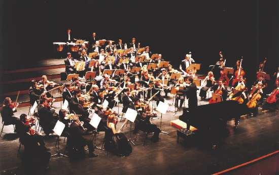 Συναυλία στο Ναυτικό Όμιλο με τη Συμφωνική Ορχήστρα του Δ. Θεσσαλονίκης
