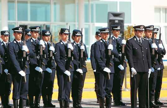 Ενημέρωση υποψηφίων για αστυνομικές σχολές σχολικού έτους 2014-2015