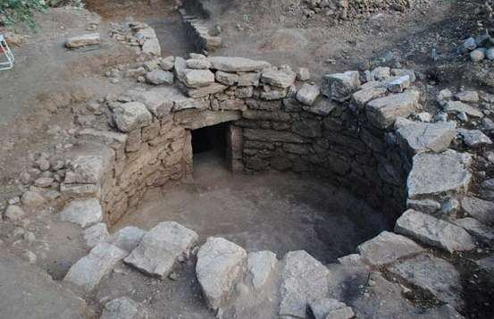 Θολωτός τάφος των μυκηναϊκών χρόνων ανακαλύφθηκε στην Άμφισσα