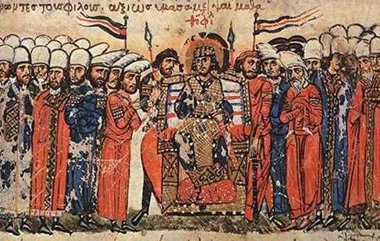 «Βυζάντιο… μια άλλη διπλωματία» της Γιώτας Ιωακειμίδου